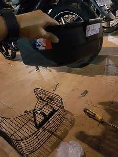 Cub basket