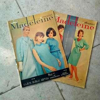 Madeleine - Vintage Fashion Magazine