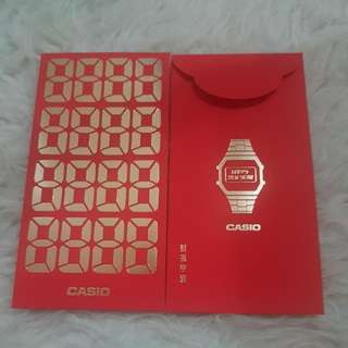 Red Packets CASIO