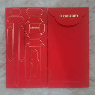Red Packet G-FACTORY
