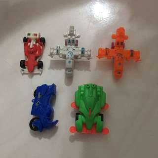 Mix Vehicles Toys (1)