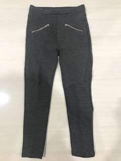 Zara kids dark grey legging
