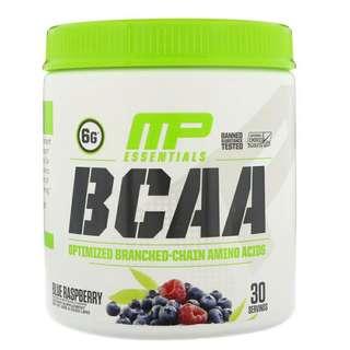 🚚 新版 MusclePharm MP 支鏈胺基酸 BCAA 3:2:1 (165g) 30份
