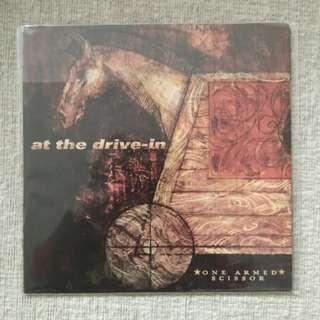 "7"": At The Drive In - One Armed Scissor Single Vinyl Record"