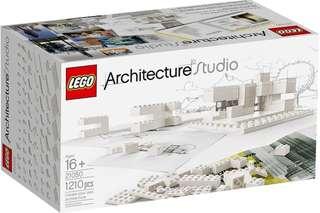 Lego Architecture 21050 Studio 2013 1210 pcs 16+
