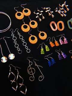 🚚 手做復古耳環🔮