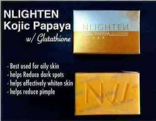 Nlighten Kojic Papaya w/Glutathione