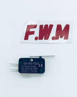 15 Amp Switch