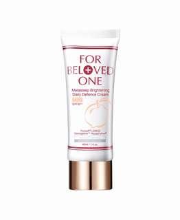 For Beloved One Melasleep Brightening Daily Defense Cream