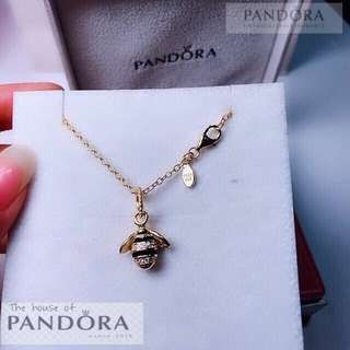 Pandora Shine Queen Bee Necklace