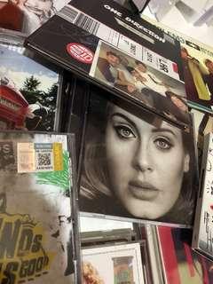 🚚 OLD CD ALBUMS