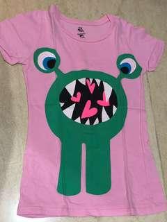 ZARA rtc t-shirt kaos size Small