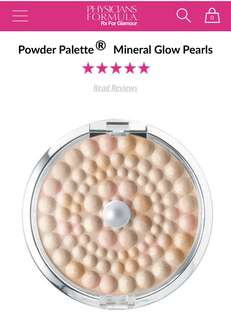 Physicians Formula Mineral Glow Pearls Powder Palette
