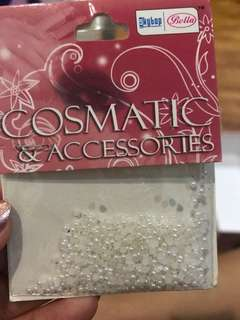 Pearl nail accessory