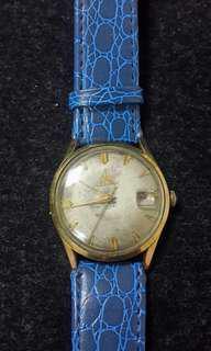 🚚 ORANO 瑞士原裝包金機械錶