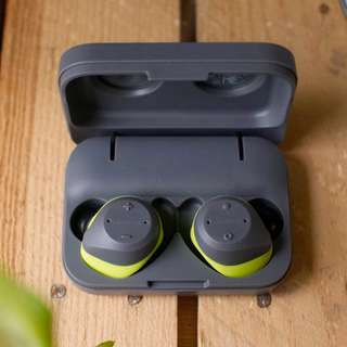 Jabra Elite Sport Wireless Earbuds 2nd Generation (Lime Grey)