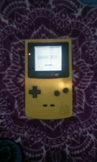 Gameboy Color Frontlight Mod