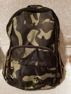 Cool Army Design Backpack