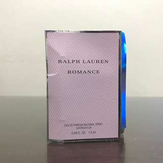 Romance EDP by Ralph Lauren Vial