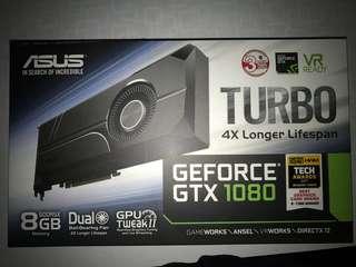 ASUS GTX1080