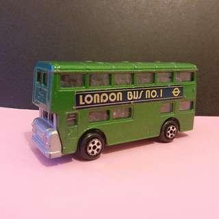 巴士模型(香港製造)