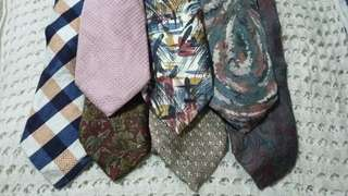 Repriced! Neckties (take all)