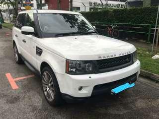Range Rover Sport SG