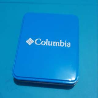 Authentic Columbia mens bifold anti RFID wallet NIB
