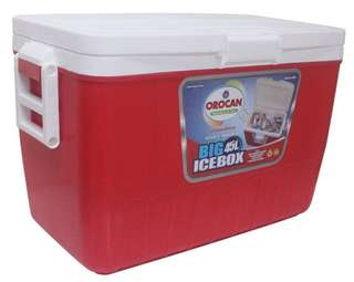 ORIGINAL OROCAN ICEBOX COOLER - 45 LITERS