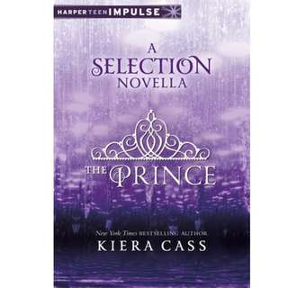 Ebook The Prince (The Selection 0.5) - Kiera Cass