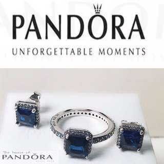 Pandora Timeless Elegance set of and earing