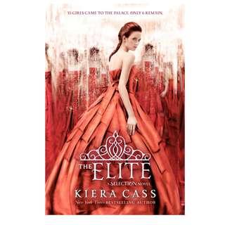 Ebook The Elite (The Selection #2) - Kiera Cass
