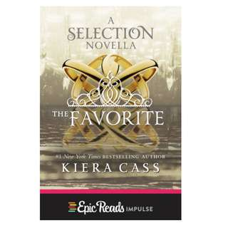 Ebook The Favorite (The Selection #3.5) - Kiera Cass