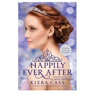 Ebook Happily Ever After - Kiera Cass
