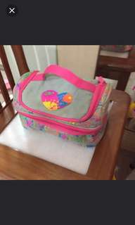 SMIGGLE Soft Denim lunchbag (preloved)