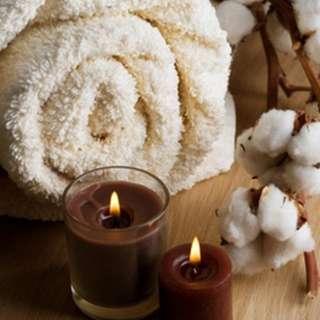 Cotton Amber Fragrance Oil