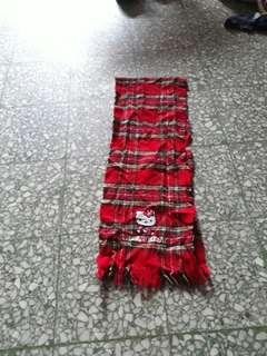 Hello kitty neck scarf