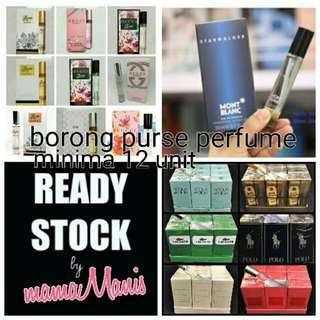 Purse perfume (travel pack)