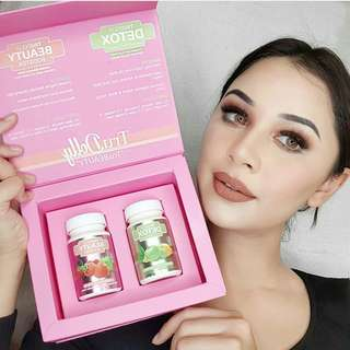 NurFazura TruDolly Dual Effect Solution - 30 Chewable Tablets