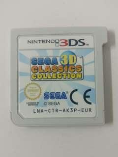 Nintendo 3DS Sega 3D classic collection