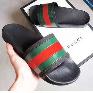 Authentic Gucci Web Slides Full Set Preorder