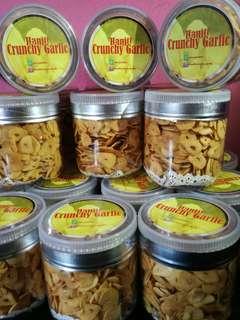 Crunchy Galic