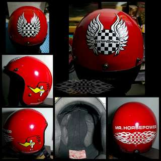 Helm cargloss original