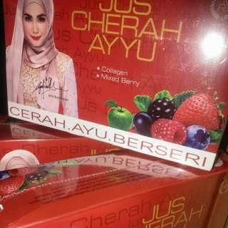 Jus Cherah Ayyu - 12 Sachets