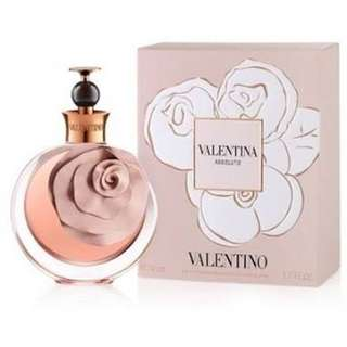 VALENTINO ASSOLUTO EDP SEGEL BOX ORIGINAL