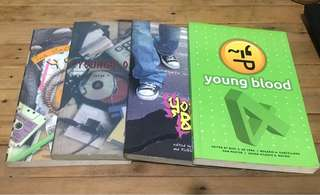Youngblood Collectors Edition Book 1-4