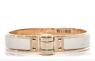 Hermes hinge Bracelet (authentic)