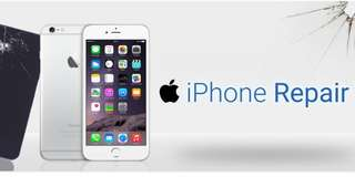 We fix IPhones good price and fast