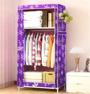 3D SINGLE FASHION WARDROBE CLOTHES RACK