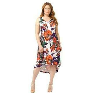 PREORDER Plus Size Dress
